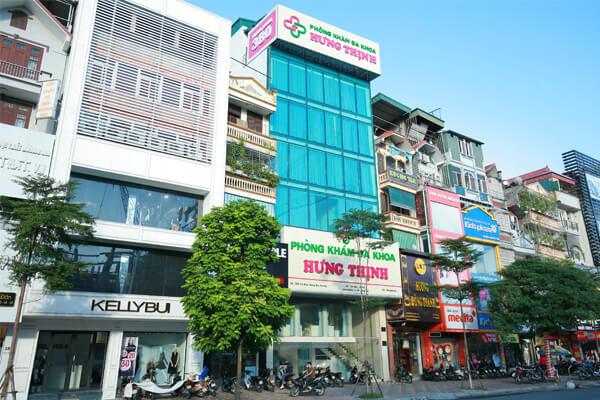 cắt bao quy đầu ở Hà Nội tại Pk Hưng Thịnh
