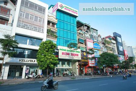 cắt bao quy đầu tại Hưng Thịnh