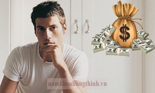 Chi phí khám nam khoa giá bao nhiêu?