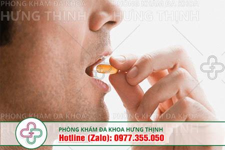 Hướng dẫn sử dụng thuốc chống xuất tinh sớm