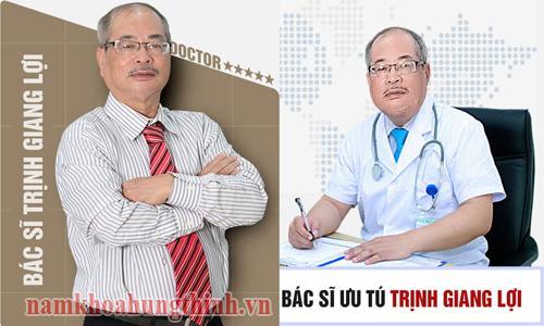 Phòng khám nam khoa Giang Lợi