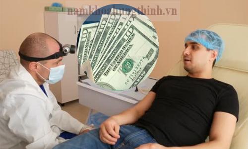 Chi phí xét nghiệm, điều trị bệnh giang mai
