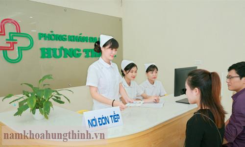 Phòng khám Hưng Thịnh chữa bệnh lậu với chi phí hợp lý
