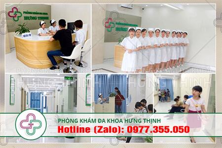 chi phí chữa mụn rộp sinh dục tại Hưng Thịnh