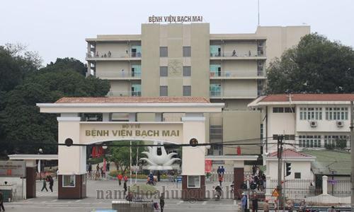 khám tại bệnh viện bạch mai