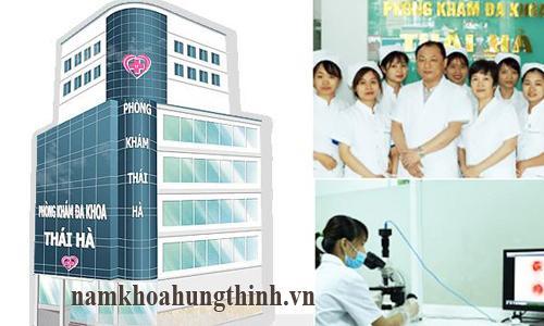 Khám bệnh xã hội tại Thái Hà