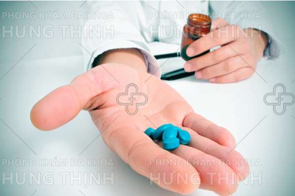 Thuốc chữa rối loạn cương dương