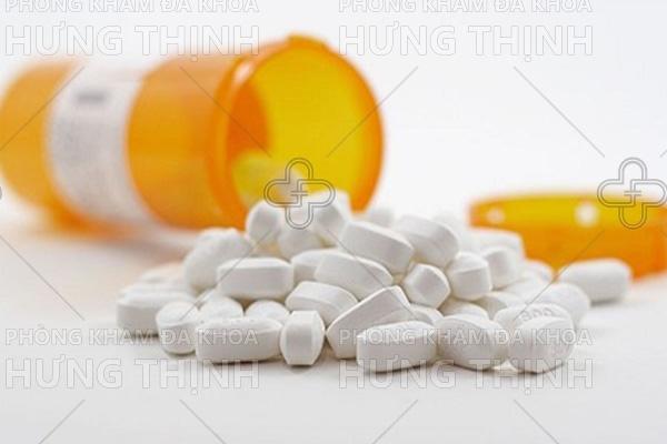 Thuốc chữa viêm bàng quang hiệu quả