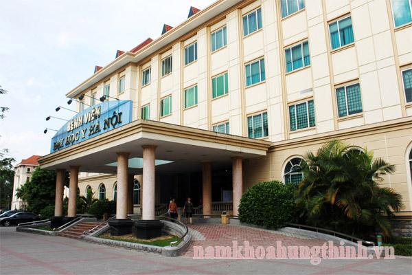Đơn vị nam học - Bệnh viện đại học Y Hà Nội