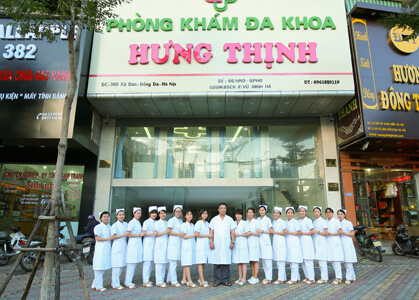 khám viêm đường tiết niệu tại Hưng Thịnh